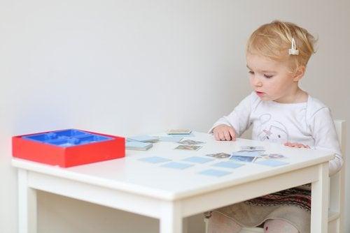 Existen juegos especìficos para mejorar la memoria en los niños.