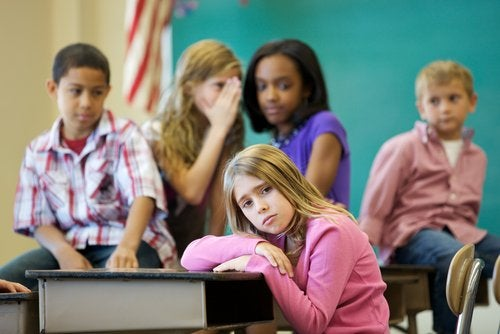 El rechazo entre iguales: el problema de los niños excluidos