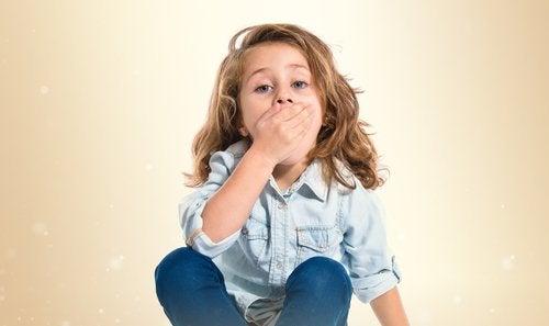 Las boqueras pueden causar dolor al comer.