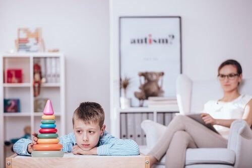 Trastorno desintegrativo infantil: síntomas y tratamiento