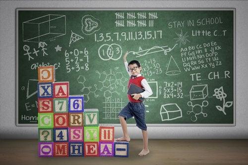 El desarrollo cognitivo de los niños depende de muchos factores.
