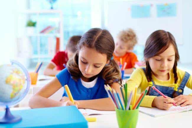3 estilos de aprendizaje en los niños