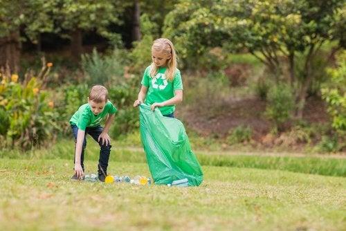 El desarrollo moral en los niños