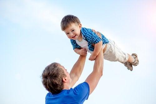 Au fil du temps, les parrains deviennent presque comme des parents remplaçants.