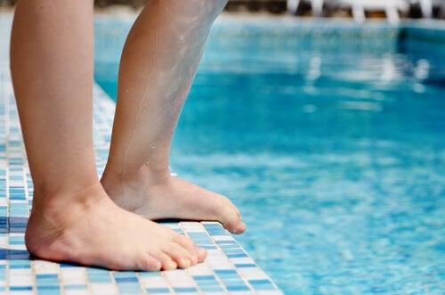 El síndrome de las piernas inquietas en los niños.