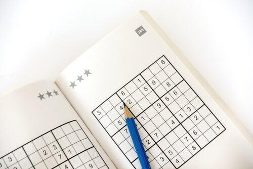 Los sudokus permiten desarrollar el pensamiento matemático.