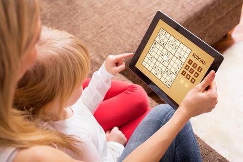 Beneficios de los sudokus para niños
