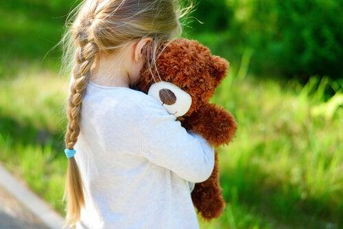 Ejercicios sencillos de relajación de niños.