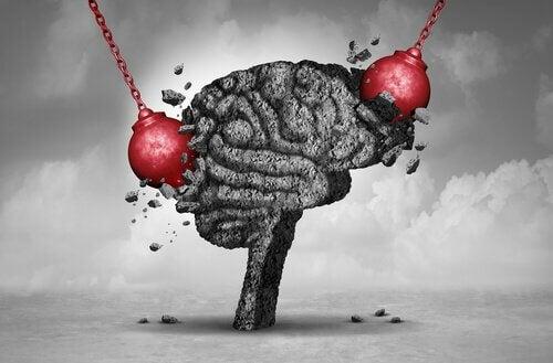 El virus del Oeste del Nilo afecta el cerebro.