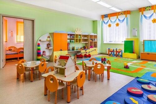 ¿Cómo organizar el aula según el método Montessori?