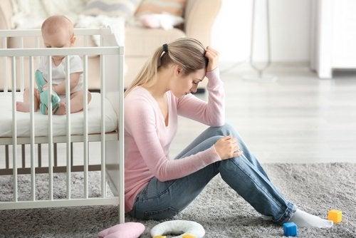 Muchas madres ignoran cómo afecta la depresión a la relación entre madre e hijo.