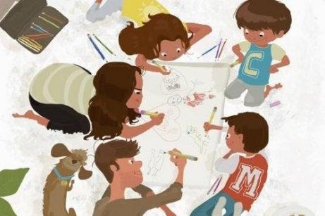 El pensamiento visual en la educación