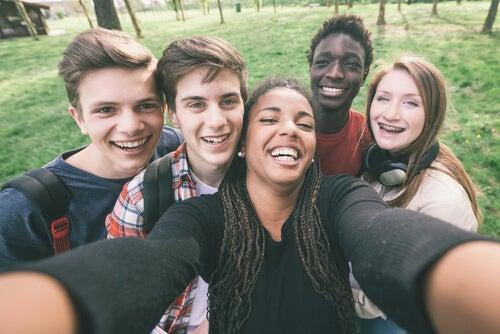 La conducta prosocial en los adolescentes