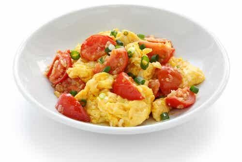 Recetas saladas para bebés de 12 a 24 meses