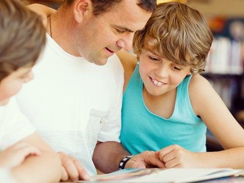 7 estrategias para mejorar la comprensión lectora en niños.