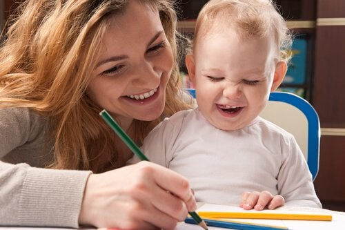 Las etapas de la escritura infantil