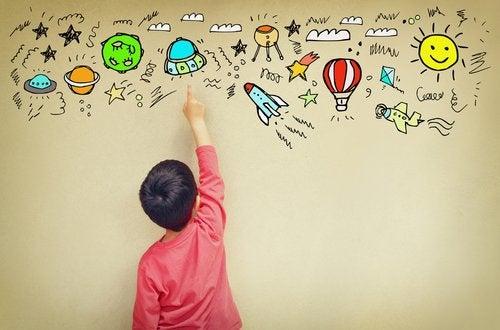¿Cómo mejorar la memoria visual en los niños?