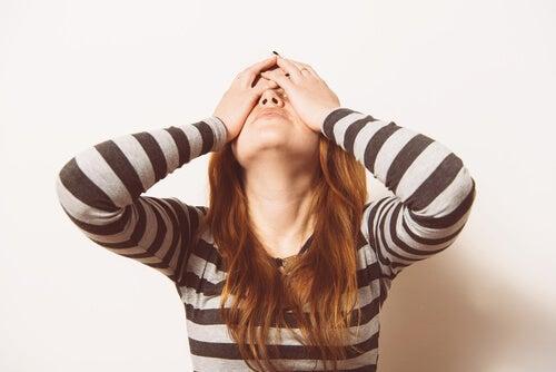 Los síntomas de la ovulación.