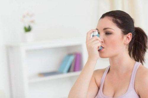El asma materno en el embarazo.