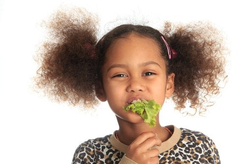Formas de hacer atractivas las verduras para los niños.