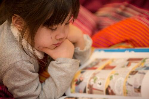 Las ventajas de leer cómics desde la infancia.