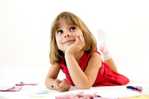 ¿Qué significa tener un amigo imaginario para los niños?