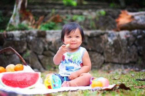 Las frutas pueden suministrarse desde los 6 meses de vida en adelante.