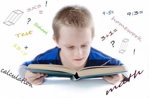 Las matemáticas representan todo un desafío para muchos niños.