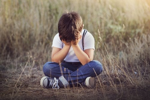 4 señales de carencia afectiva en niños