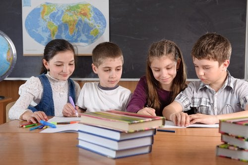 La integración de varias materias es posible gracias al aprendizaje por proyectos.
