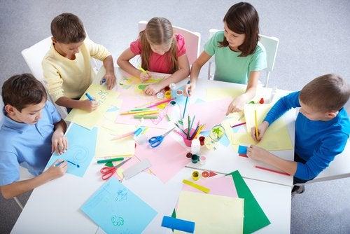 El aprendizaje por proyectos