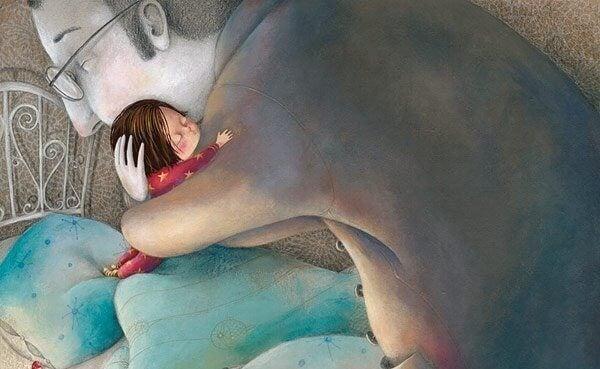 Los sueños de los niños están llenos de imaginación.