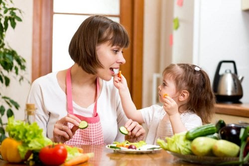 Ideas para hacer que los niños coman hortalizas
