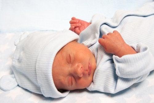 higiene del bebe prematuro