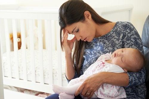 ¿Cómo afecta la depresión a la relación entre madre e hijo?