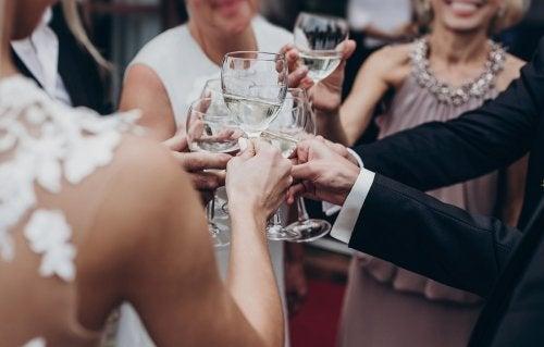El embarazo no es un impedimento para celebrar una boda.