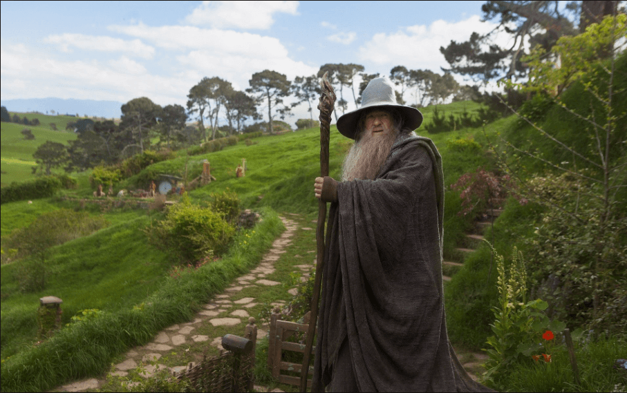 5 frases educativas de Tolkien.