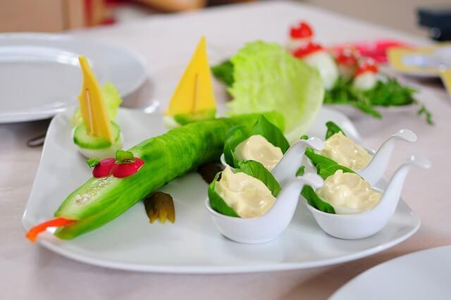 Ideas para hacer que los niños coman hortalizas.