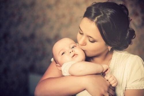 No existe nada más fuerte y único que el amor de una madre.