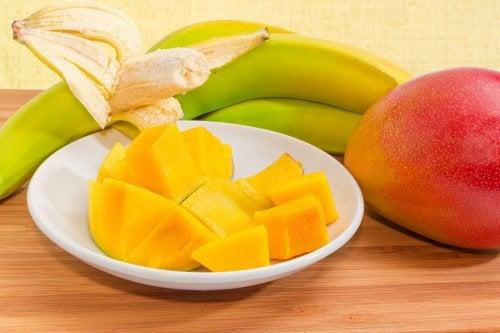 La banana es uno de los alimentos que favorecen el estudio.