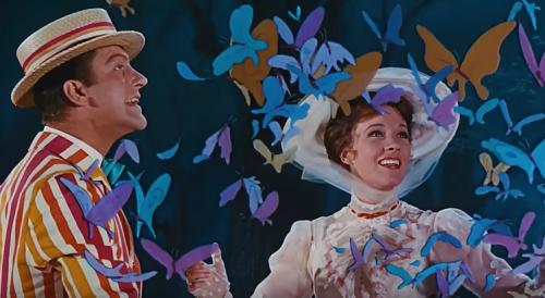 4 enseñanzas de Mary Poppins
