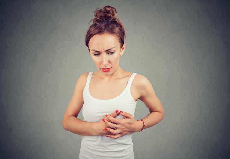 Por qué duelen los pechos durante la ovulación
