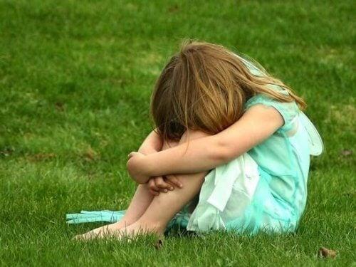 La vergüenza en los niños
