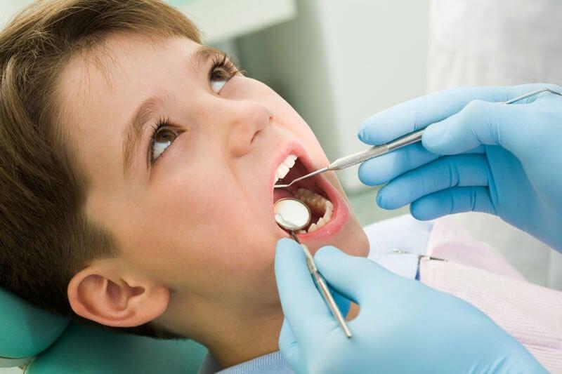 Mi hijo se ha roto un diente