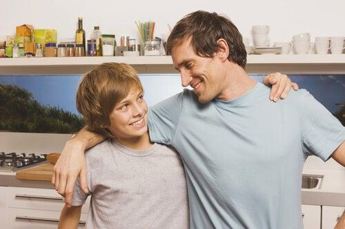 La importancia de la disponibilidad emocional de los padres