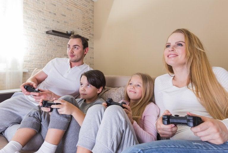 Padres tecnológicos, hijos tecnológicos
