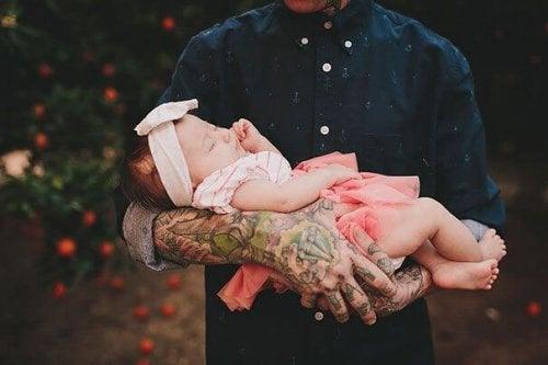 Los tatuajes son una forma de plasmar en nuestra piel aquello que tenemos en el corazón.