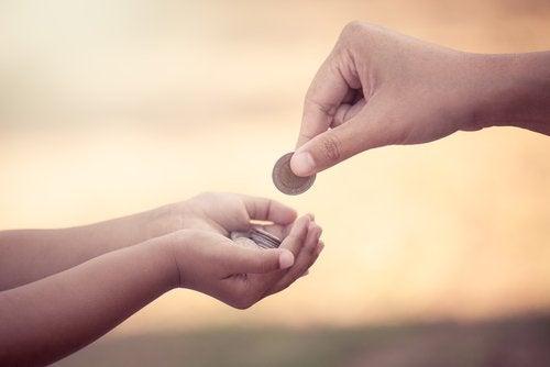 La paga semanal, ventajas y desventajas