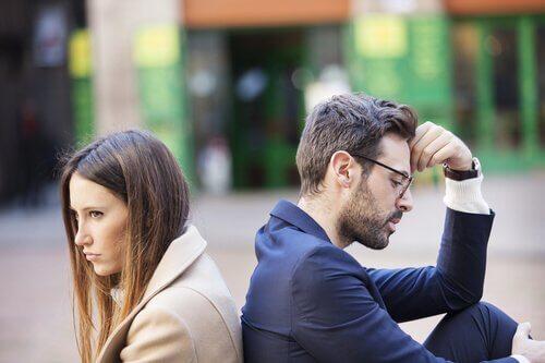 Es necesario saber encontrar el lado bueno de las discusiones de pareja.