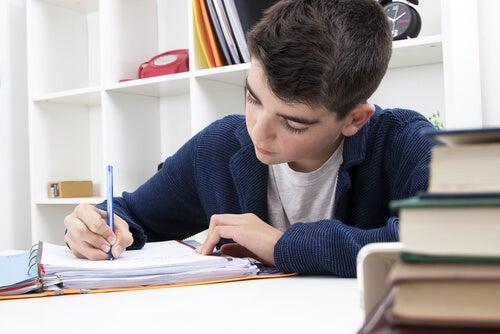 Las reglas mnemotécnicas para aprender en el colegio